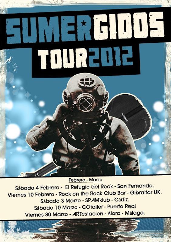 SUMERGIDOS TOUR