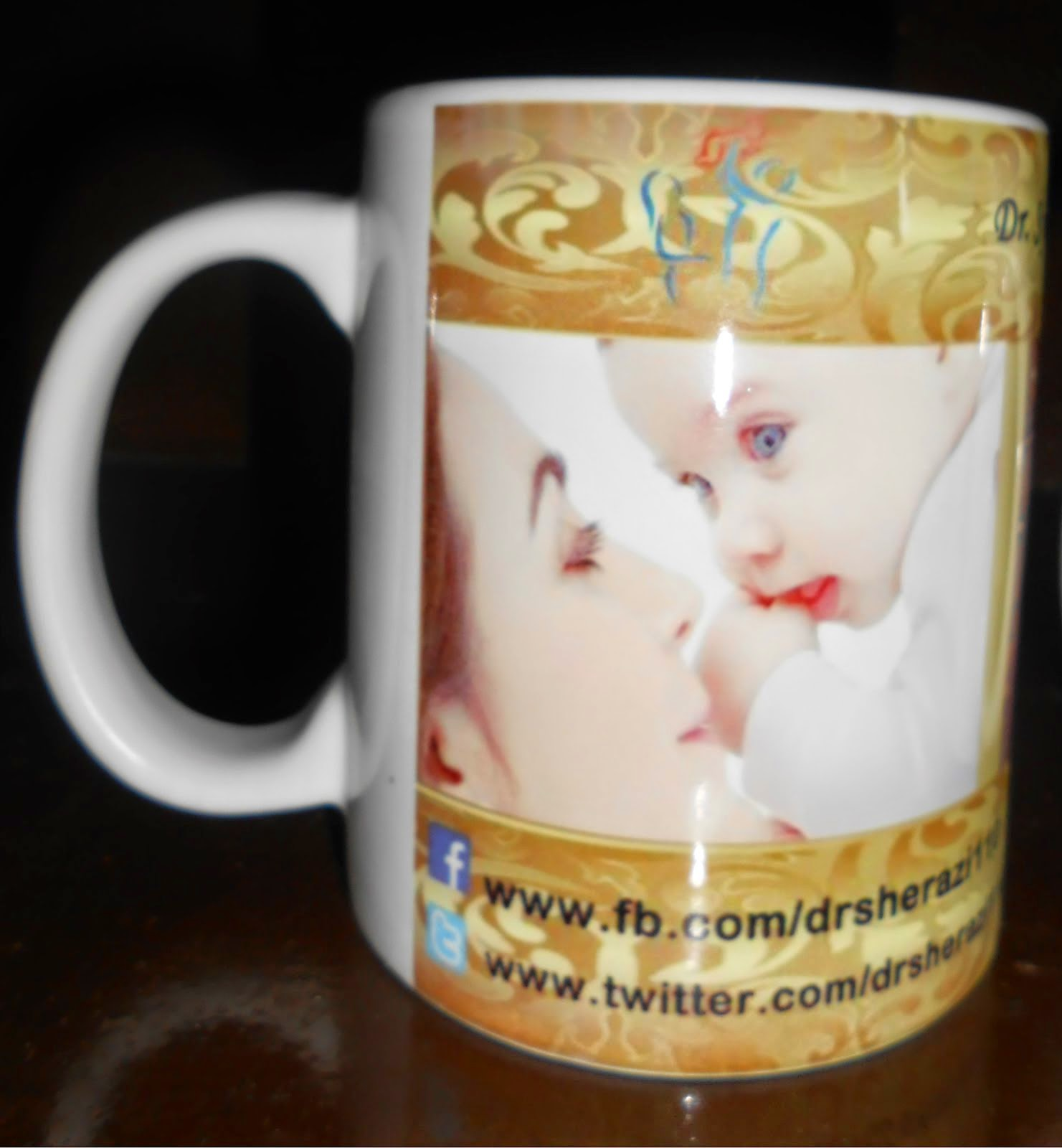 Free mugs for our Special Patients
