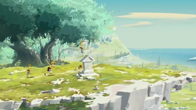 Rayman Legends PC Gameplay