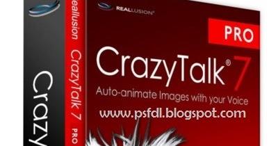 crazytalk 7 pro full serial number