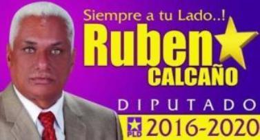 Ruben Calcaño.