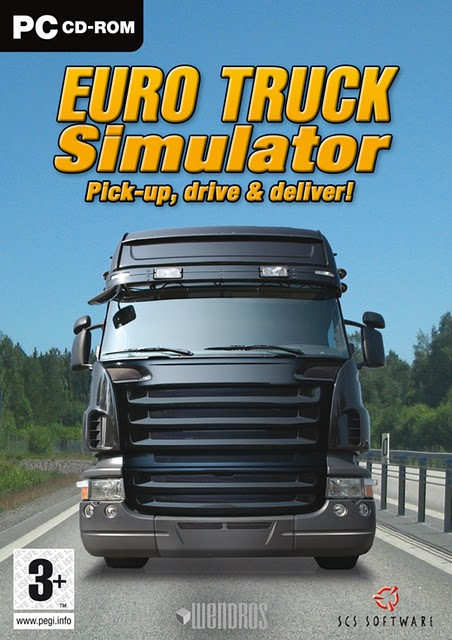 Download – Euro Truck Simulator + Crack