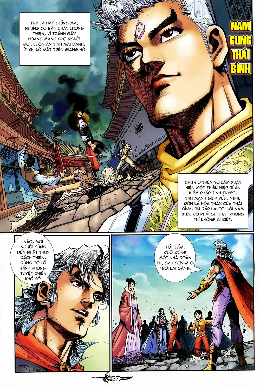 Thần Binh Huyền Kỳ II Chap 100 - Trang 35