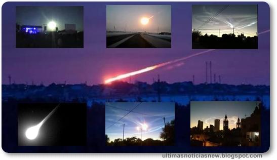 ¿SON METEORITOS? El Ser Uno Meteoritos+1