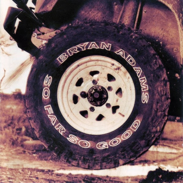 Portada Bryan Adams-So Far So Good