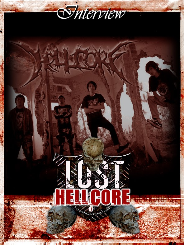 HELLCORE Interview (Indonesia)