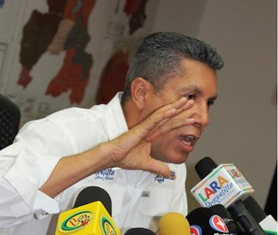 AP ha decidido postularme, dice Falcón en carta a la ONU