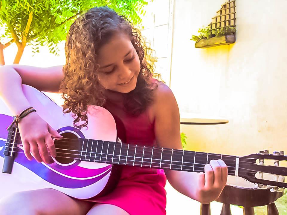 ANNA CLARA - Minha Sobrinha