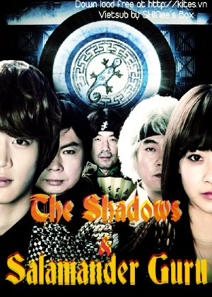 Salamander Guru And The Shadow (2012) VIETSUB - (10/10)