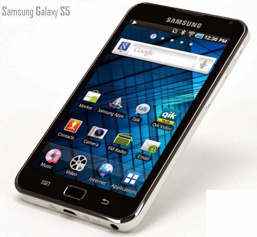 Samsung Galaxy S5 with IP67 certification