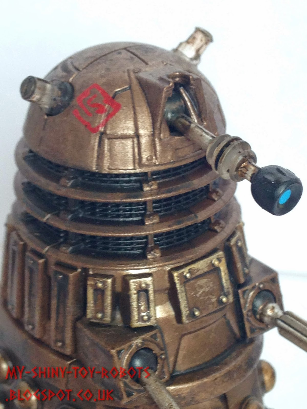 Doctor Who Asylum Dalek figure