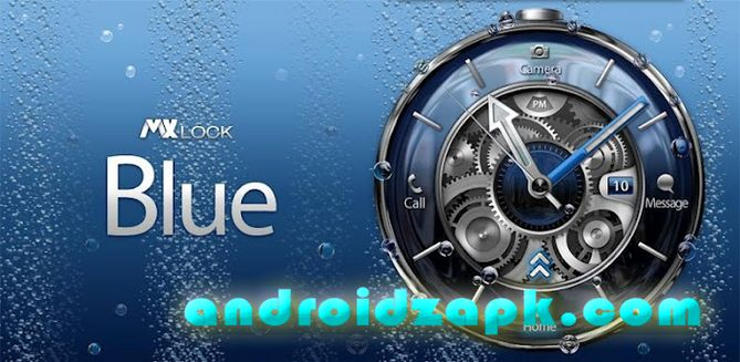 BlueWatch Theme v1.2.0 apk