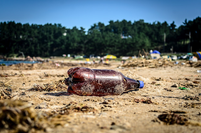 Chilpo Beach Pohang South Korea