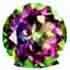 Batu Permata Multicolor