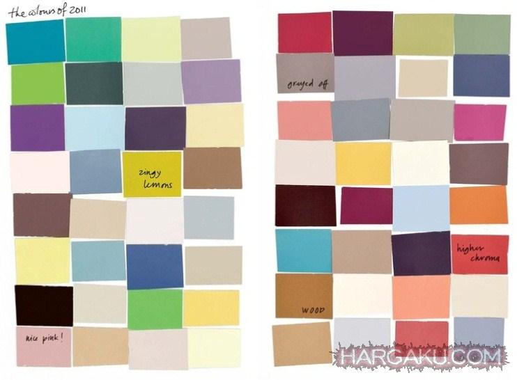 catalog warna cat genteng dulux ask home design