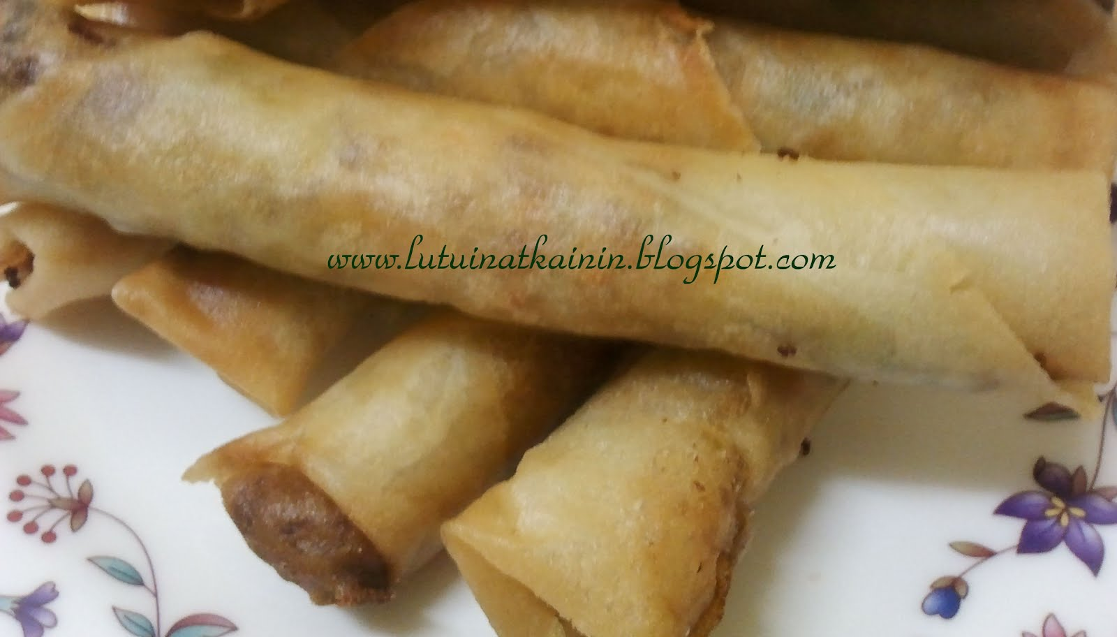 how to cook vegetable lumpia