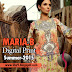 Maria B Digital Lawn Prints 2015 | Digital Print Dresses for Eid