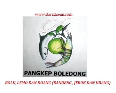 Slogan Kabupaten Pangkep