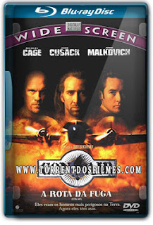 Con Air - A Rota da Fuga (1997) Torrent – Dual Áudio BluRay Rip 720p