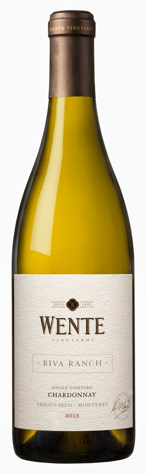 Wente Riva Ranch Single Vineyard Chardonnay