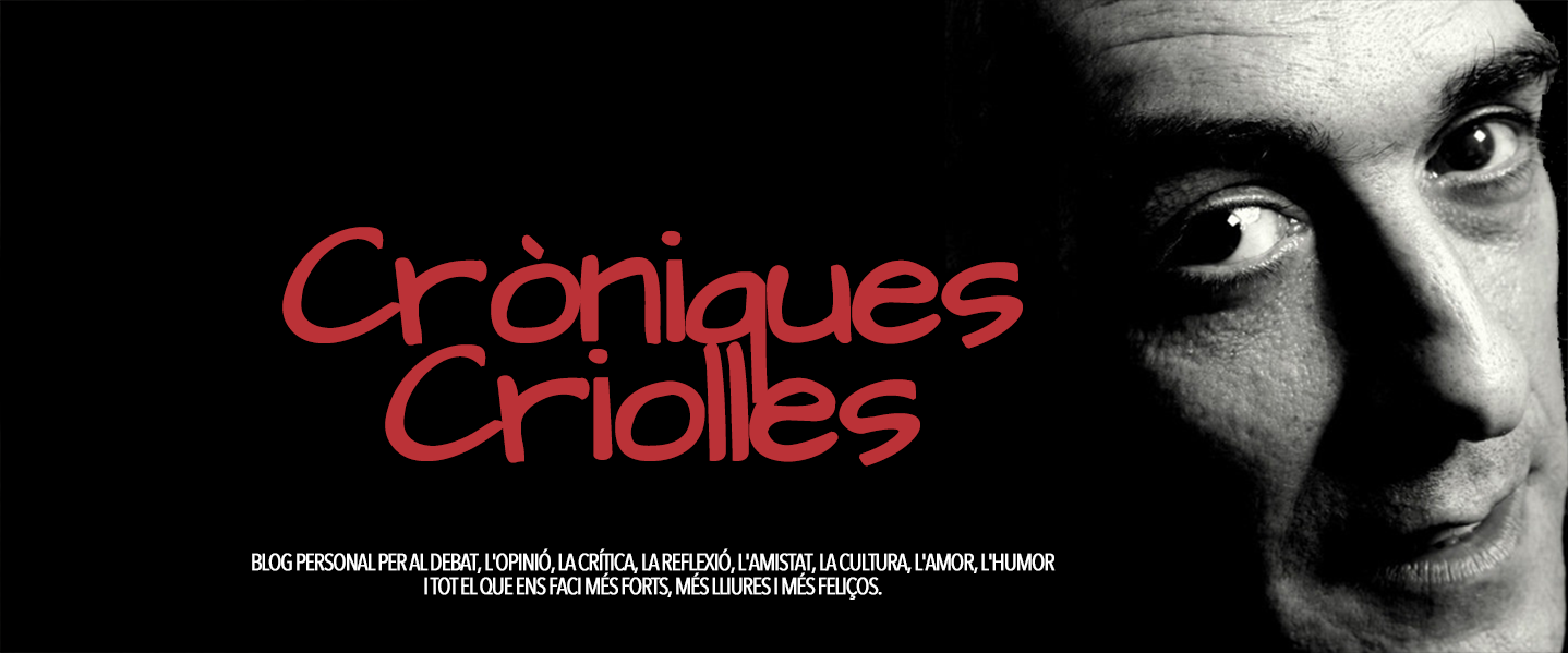"""""""Cròniques Criolles"""""""