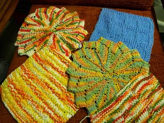 Dishcloth/Mug Rug Swap 2016