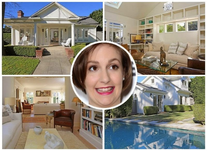 According the report from Dailymail.co.uk, Lena restoring the result with period precision as she just bought herself a 2,500 square feet at Los Angeles, CA, USA that was listed in $ 2.7 Million.