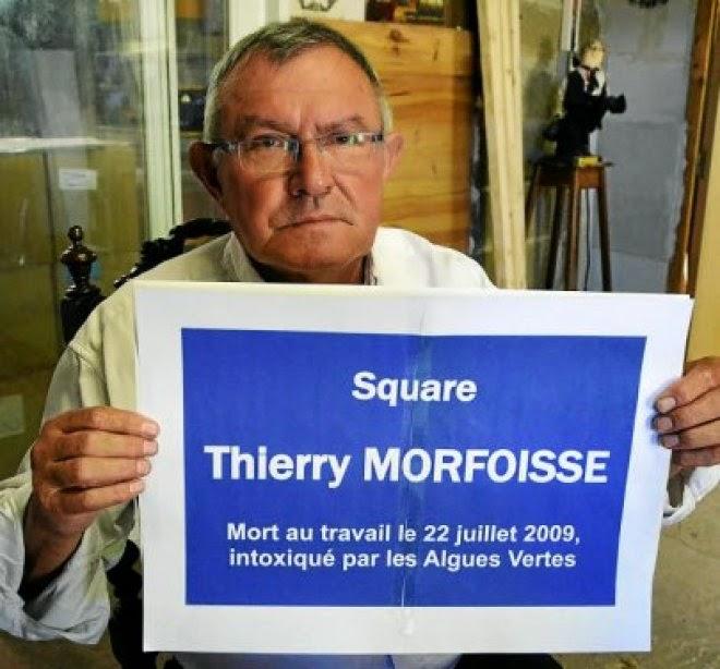 Comité de soutien à Thierry Morfoisse