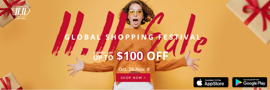 GLOBAL SHOPPING FESTIVAL SALE _ ZAFUL!