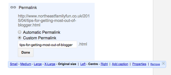 How to alt tag images on blogger