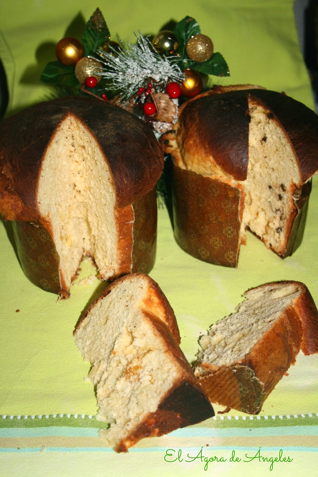 Panettone, italia, navidad,pan dulce