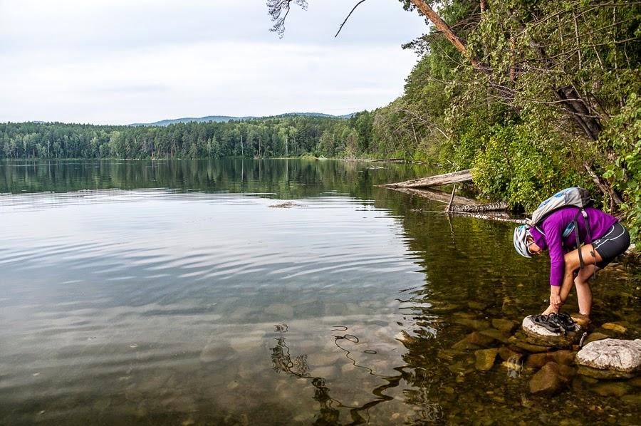 Гранд тур по девяти озерам