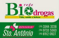 Drogaria Santo Antonio - Ribeirão Bonito