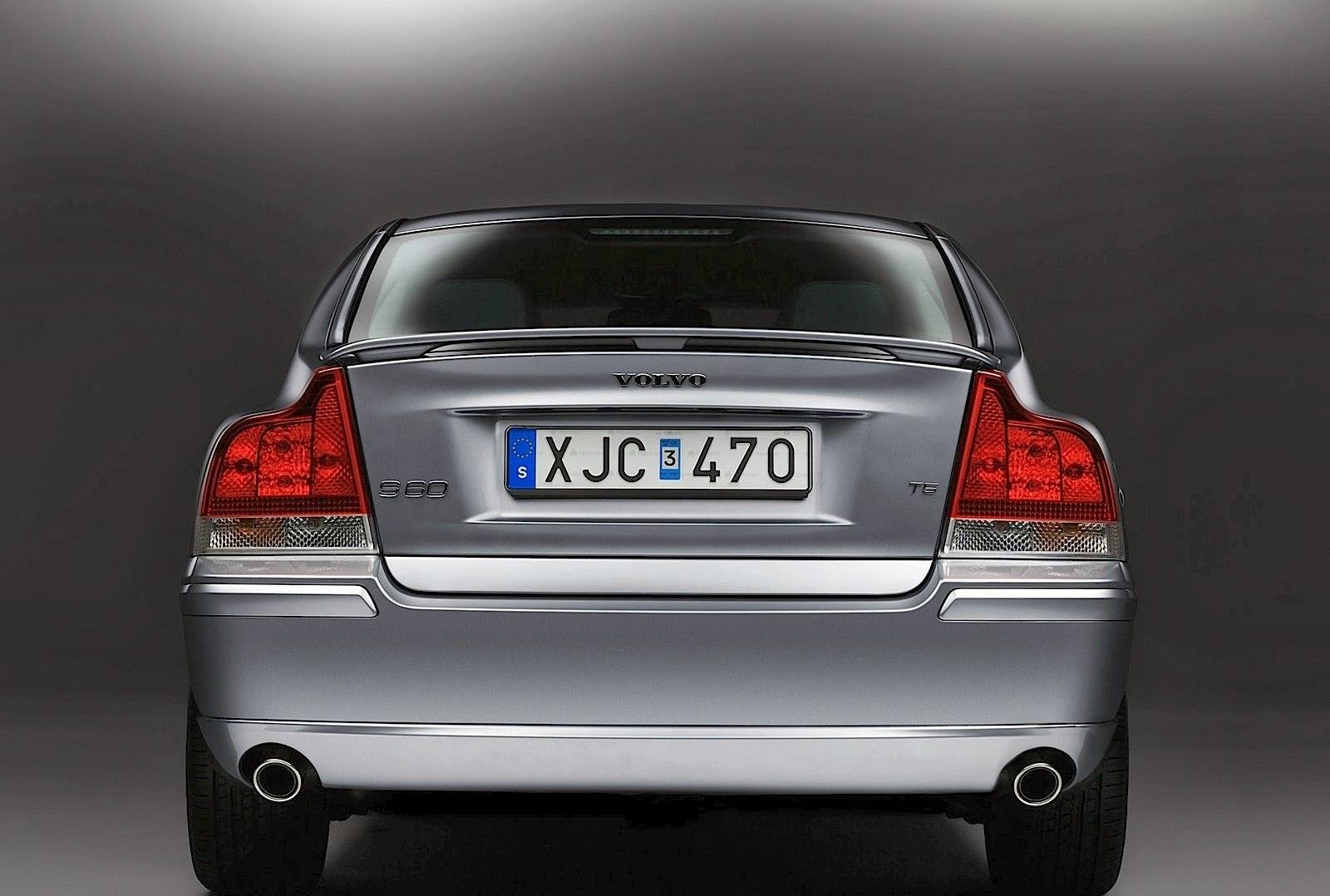 Volvo S60: Installation