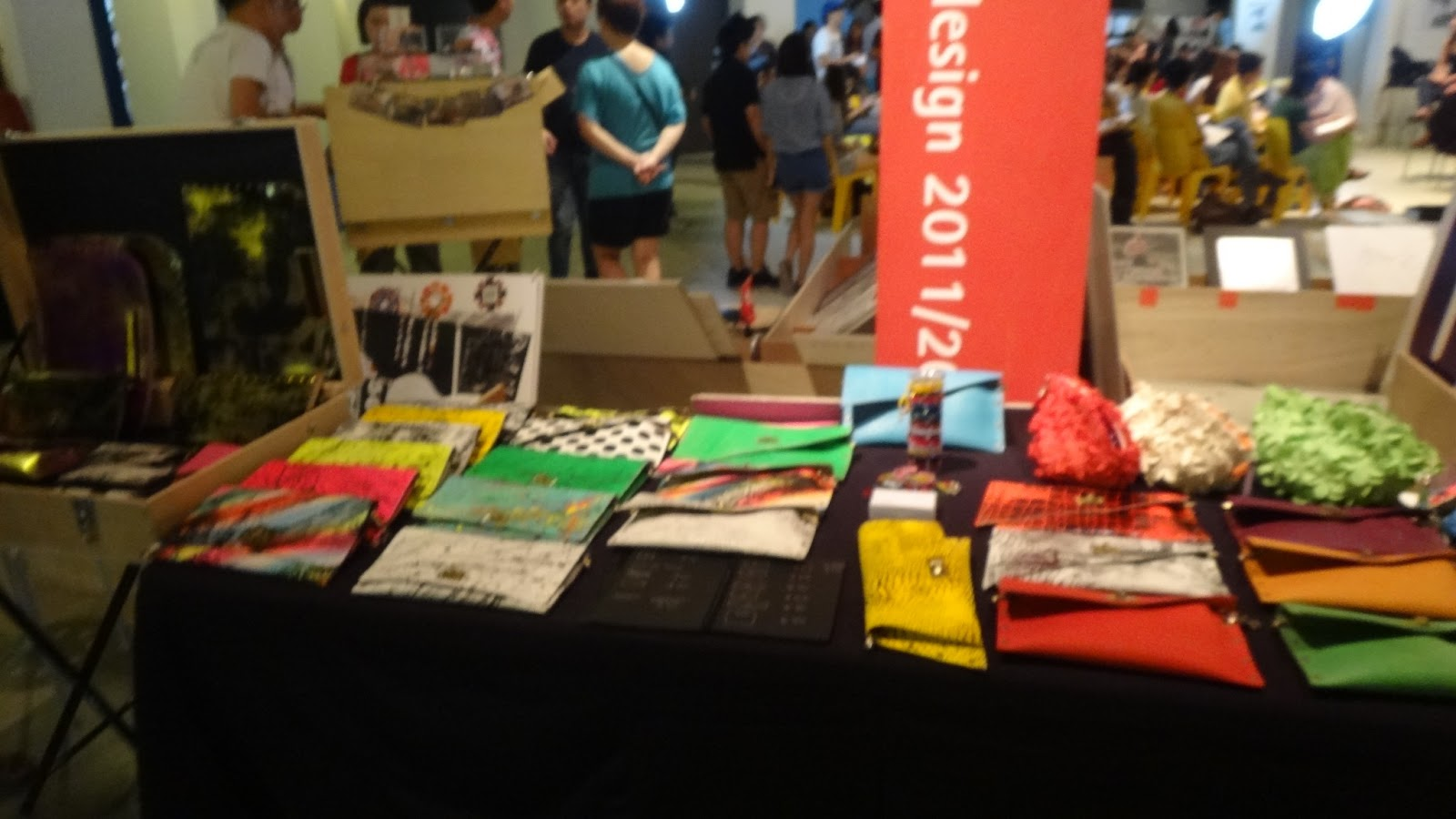 MAAD - Market for Artists and Designers, Maxwell Road, Singapore