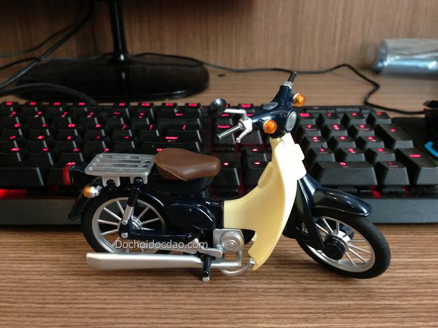 Mô Hình Xe Honda Cub 7