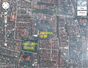 SMP DARUL ISLAM (browse by Google Earth)