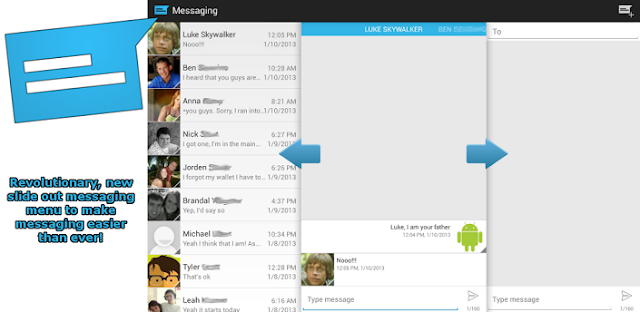 Sliding Messaging Pro v4.23 APK