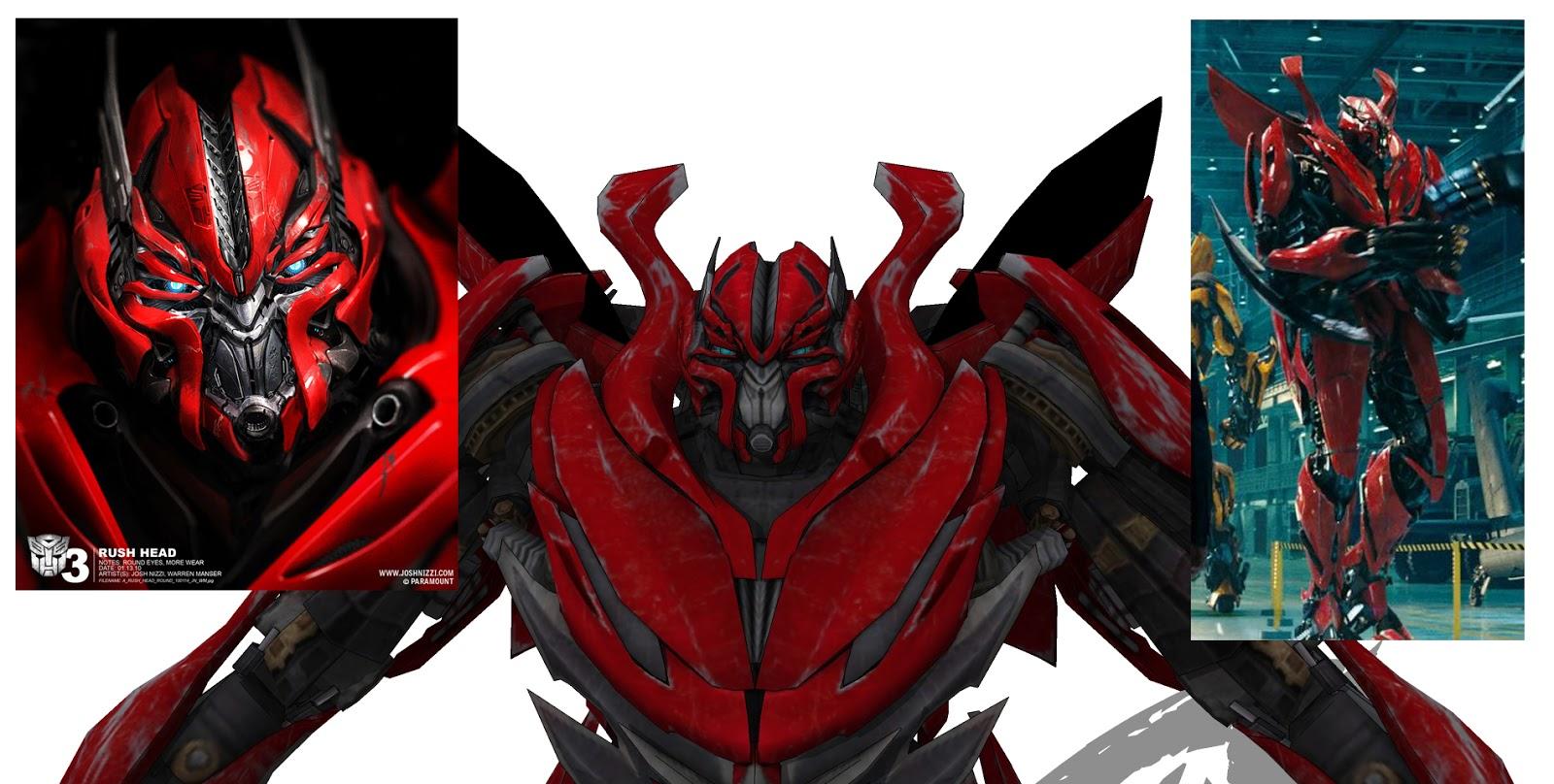 Tf dotm dino mirage sb mechacrazycustoms - Dinosaure transformers ...