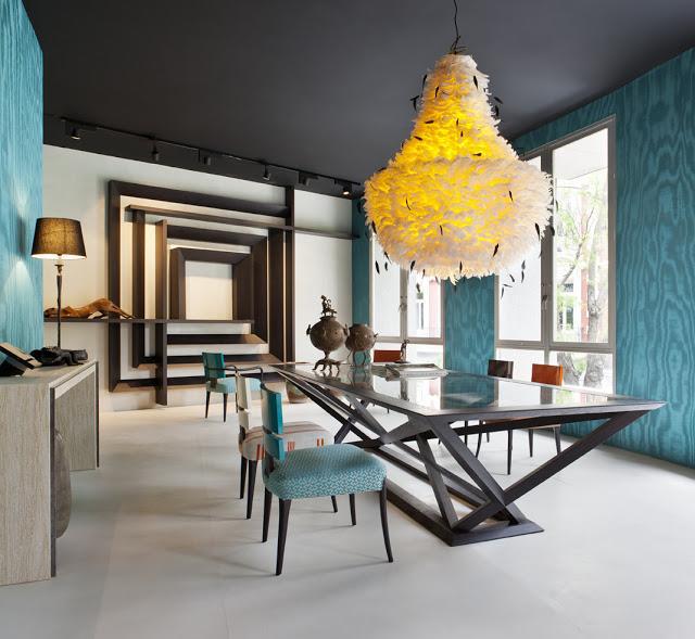 Personally selected products casa decor madrid 2013 - Cuca arraut interiorismo ...