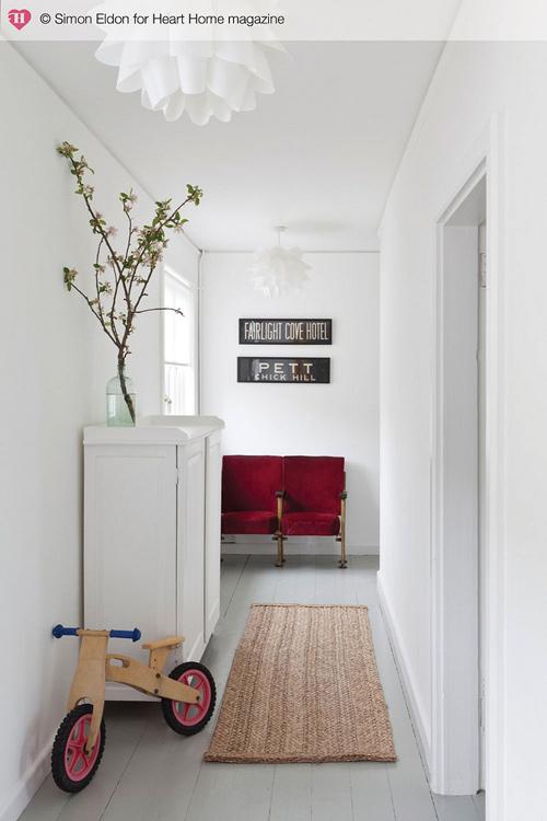Estilo rustico el encanto de los pasillos rusticos for Pasillos con encanto