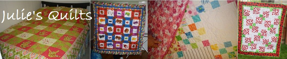 Julie&#39;s Quilts