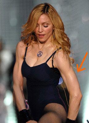 Madonna Hot