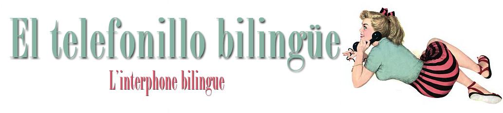 El telefonillo bilingüe