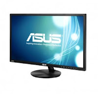 Buy Asus 24 inch VK248H LED Backlit LCD Monitor at Rs. 14990 : Buytoearn