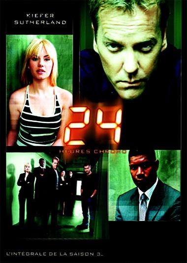 24 saison 3 for A la maison blanche saison 3