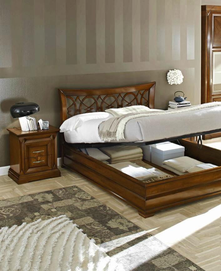 Arredi spatafora camera da letto la rochelle santarossa for Camera letto offerta