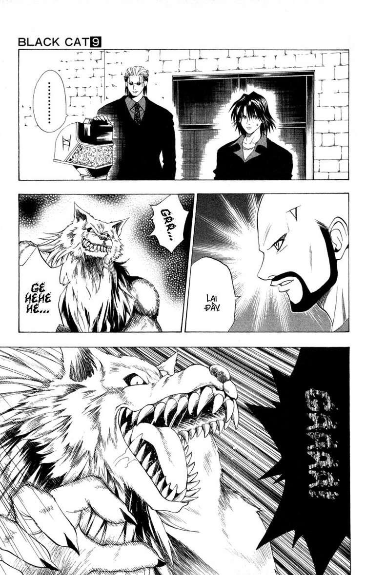 xem truyen moi - Black Cat - Thám Tử Mèo Đen - Chapter 78