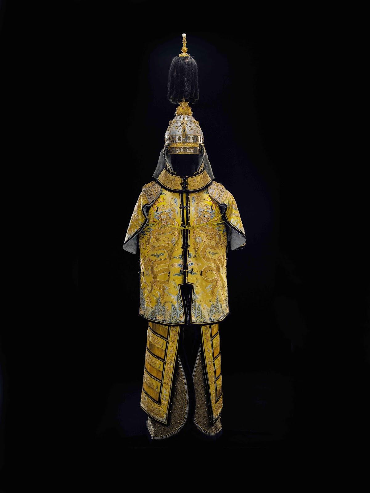 exposition chine impériale fondation Baur