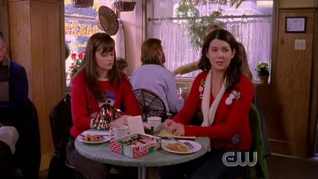 Gilmore Girls: Santa's Secret Stuff
